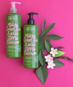 Not your Mother's Matcha Green Tea & Wild Apple Blossom Nutrient Rich Shampoo