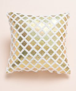 Shein Hot Stamping Cushion Cover Without Filler