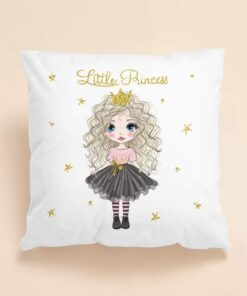 Shein Kids Cartoon Graphic Cushion Cover Without Filler