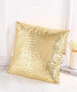 Shein Sequin Decor Cushion Cover Without Filler