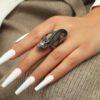 Shein Animal Decor Ring
