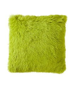Shein Plain Plush Cushion Cover Without Filler