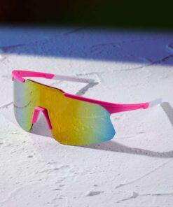SHEIN Flat Top Sunglasses
