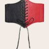 Shein Two Tone Corset Belt