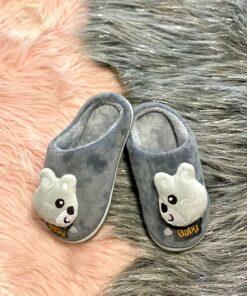 Bunny fluffy slippers